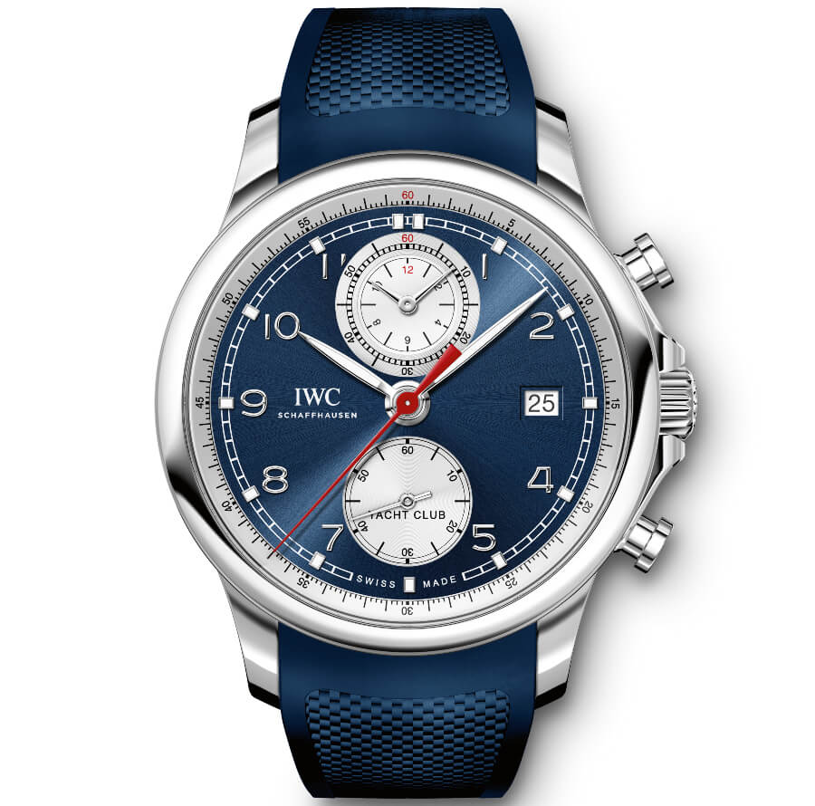 The New IWC Portugieser Yacht Club Chronograph Summer Edition