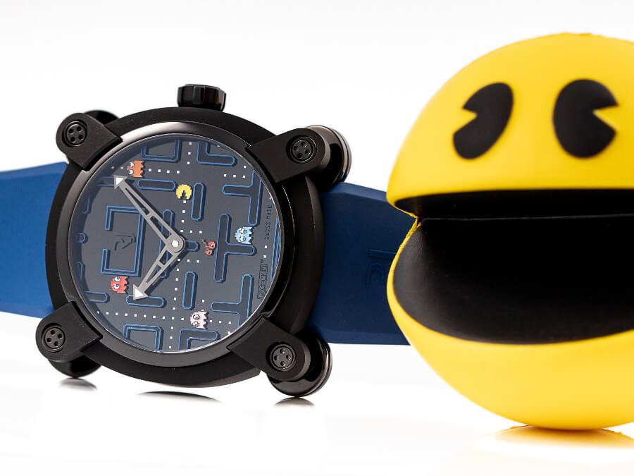 The New RJ Pac-Man Level III Watch