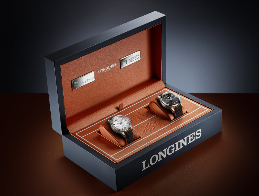 Longines Conquest V.H.P. AA SG