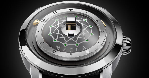 Christophe Claret Mecca (Technical Specifications and Prices)