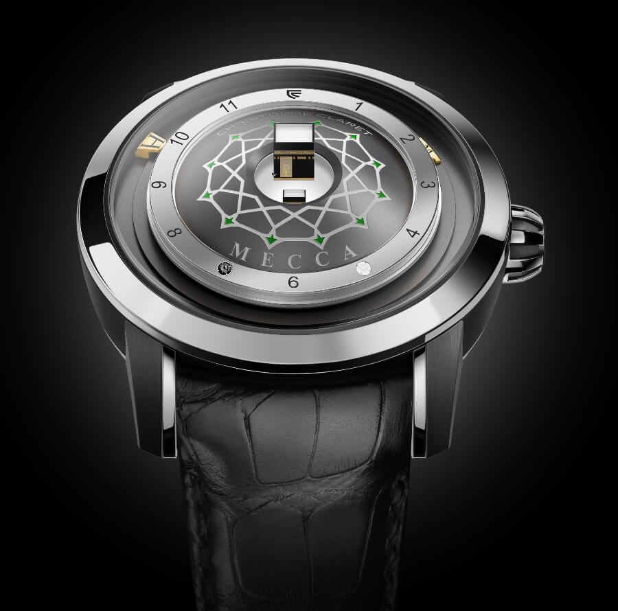 The New Christophe Claret Mecca