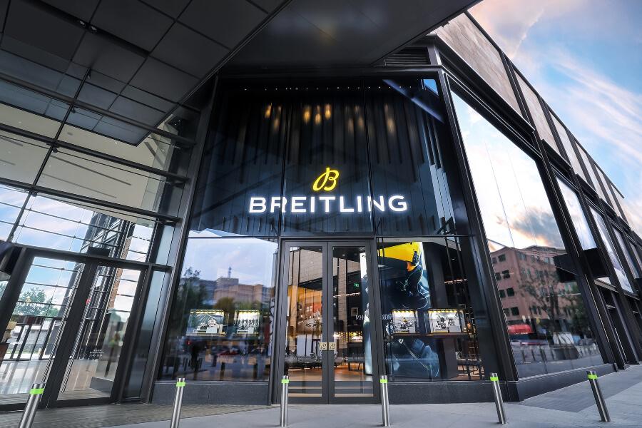 Breitling Beijing