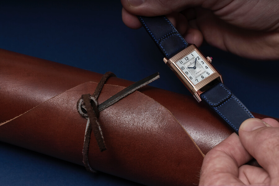 Jaeger-LeCoultre Reverso Classic Duetto Medium Clare Milford Haven