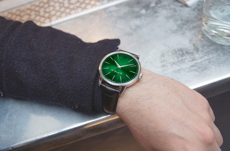The New Corum Heritage La Grande Vie Watch Review