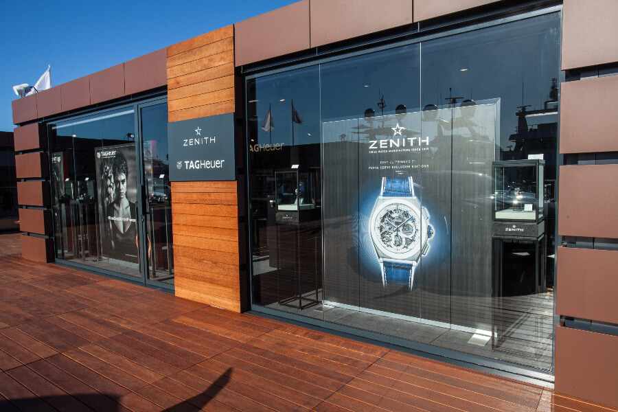 Zenith Store Sardinia Italy