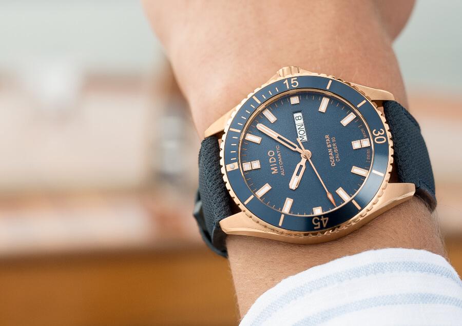 Mido Ocean Star Watch Review