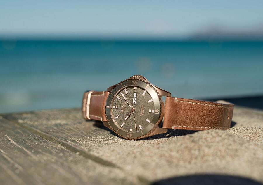 Mido Ocean Star Dive Watch