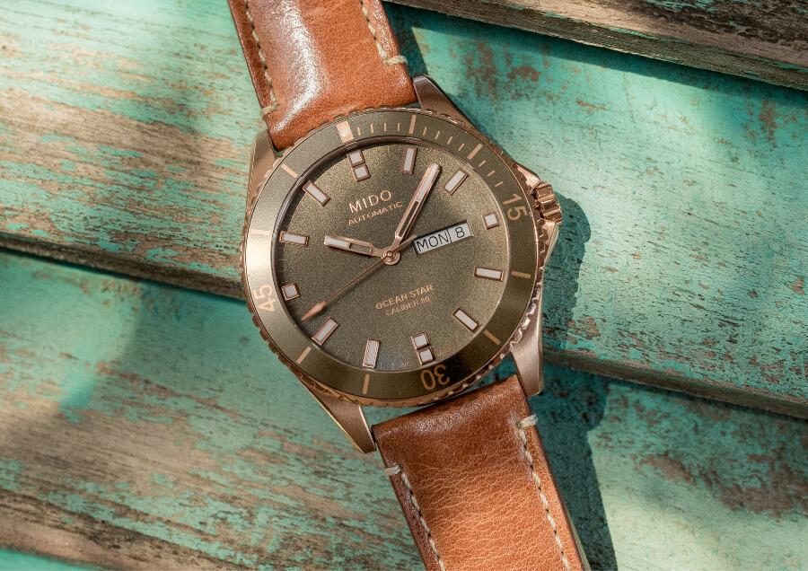 Mido Diver Watch