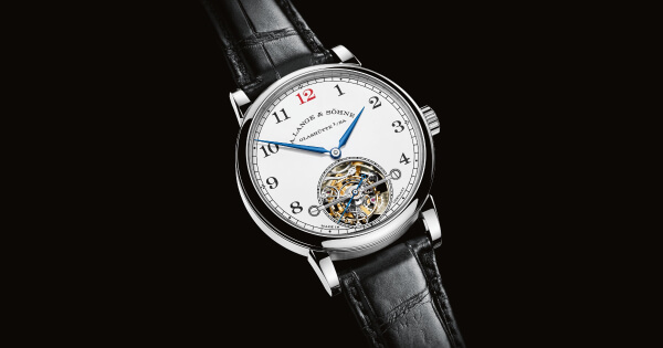 A. Lange & Söhne 1815 Tourbillon with Enamel Dial (Technical Specification and Price)