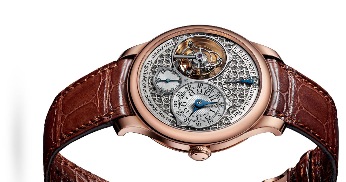 The New F.P. Journe Tourbillon Souverain Limited Edition