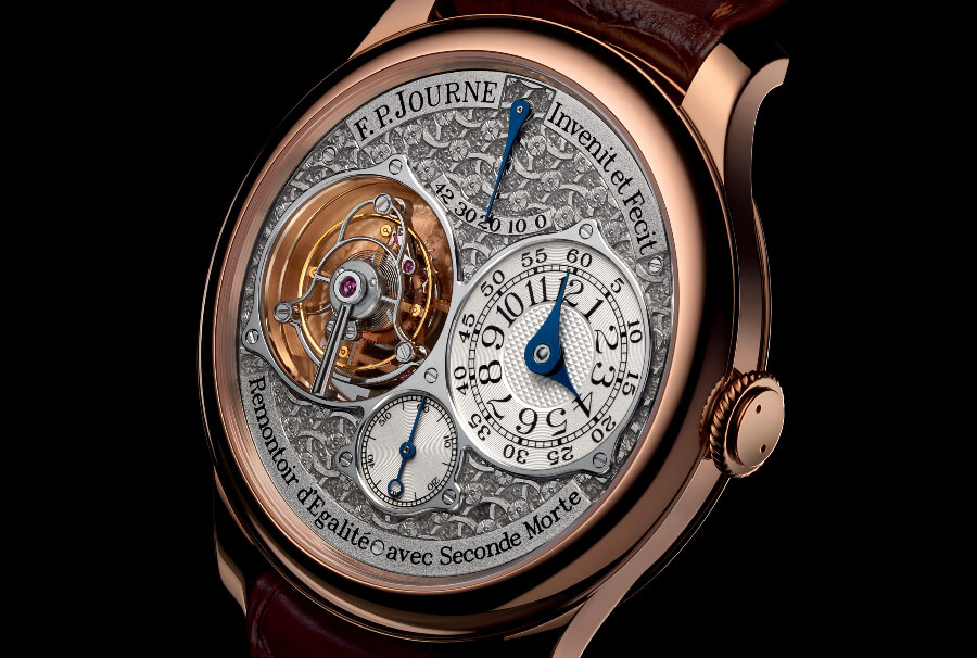 F.P. Journe Tourbillon Souverain Limited Edition