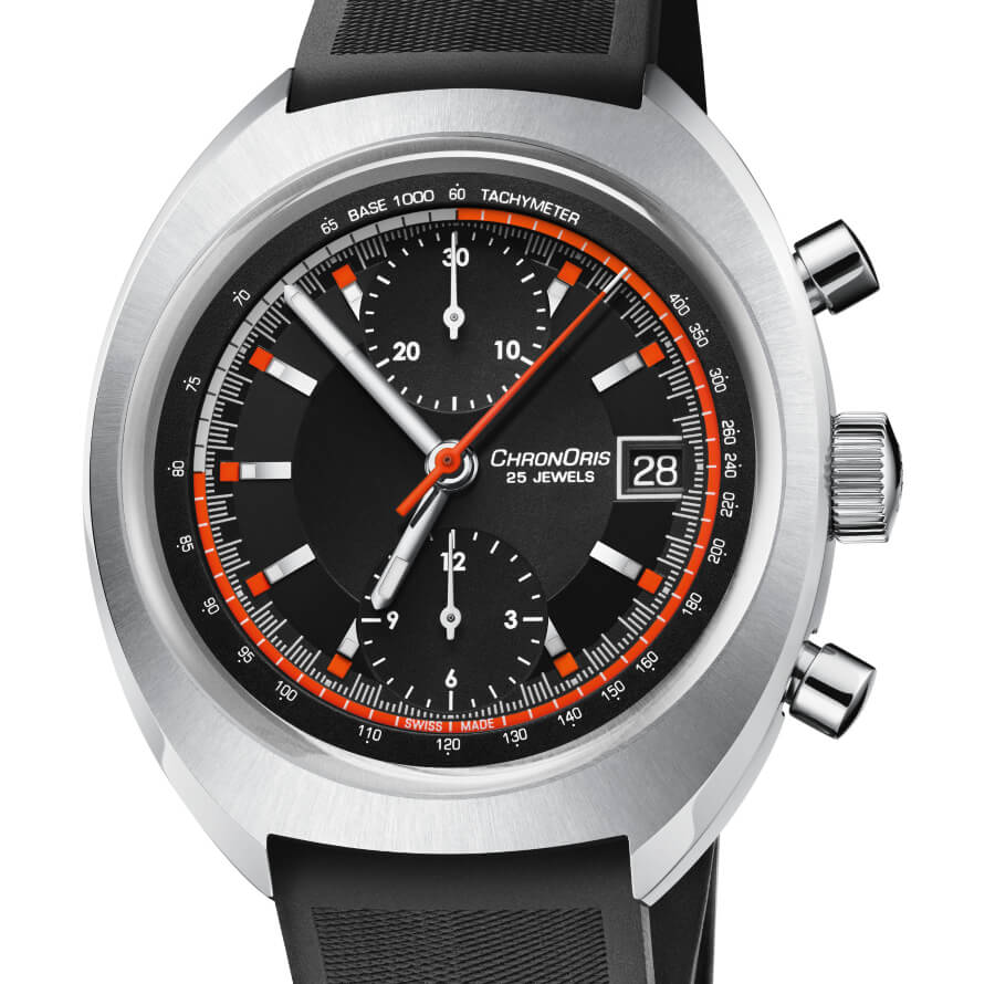 Oris Chronoris Limited Edition Watch Review