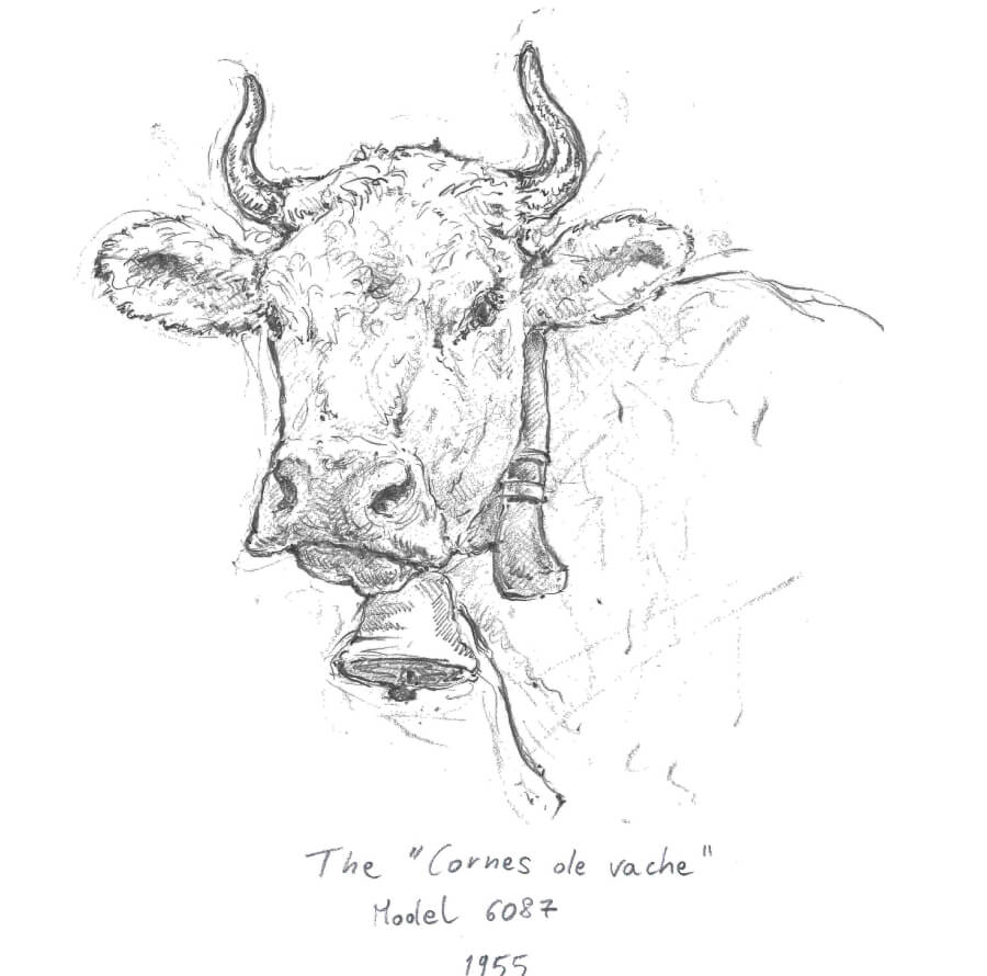 Vacheron Constantin Cornes de Vaches