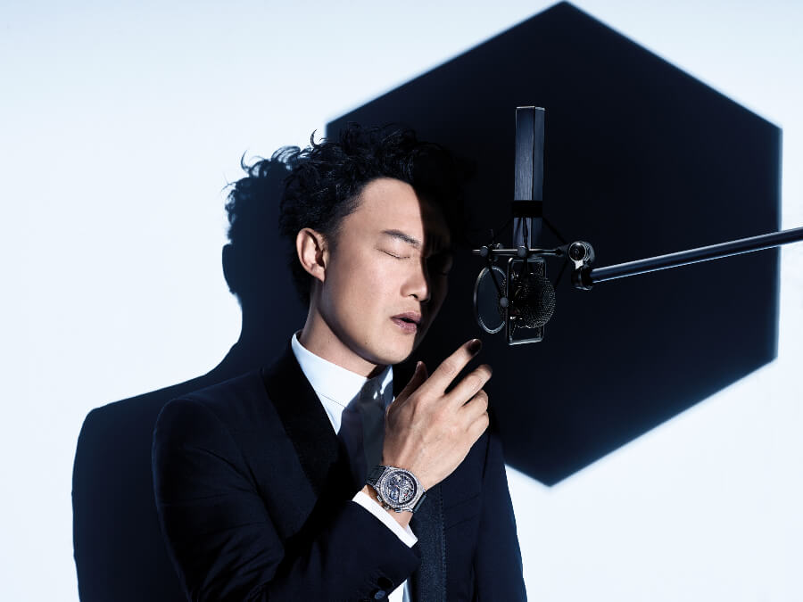 Eason Chan Wrist Watch