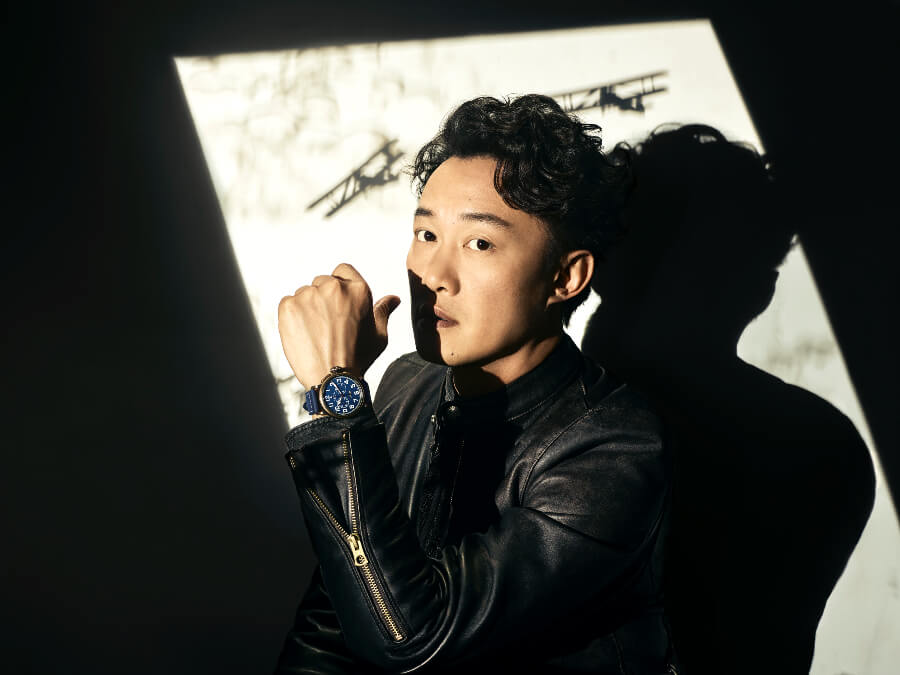 Eason Chan and Zenith