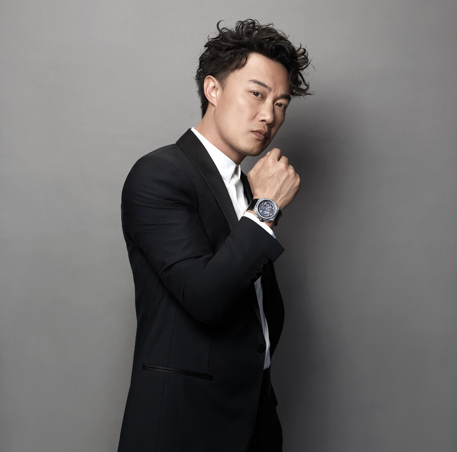 Eason Chan watch