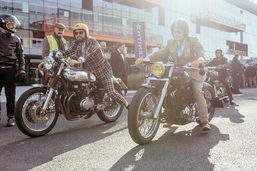 Zenith and Distinguished Gentleman's Ride