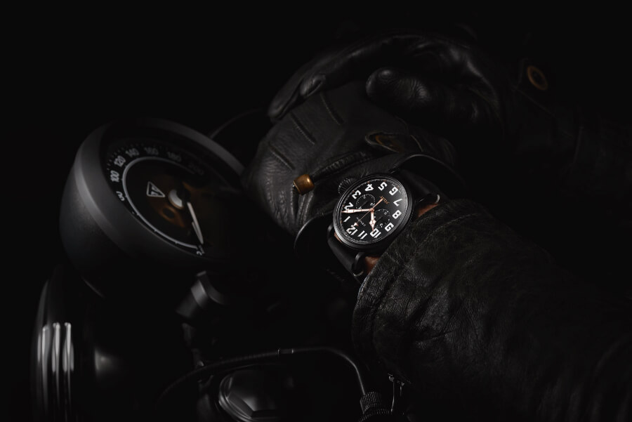 The New Zenith Pilot Type 20 Chronograph Ton Up Black