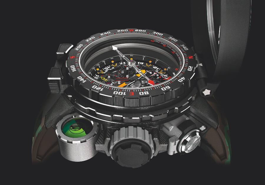 Sylvester Stallone Wrist Watch