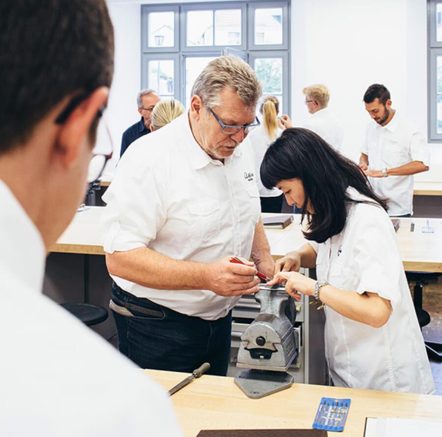 Alfred Helwig School of Watchmaking