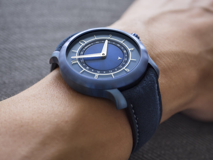 Ming 17.03 GMT - Ultra Blue Limited Edition
