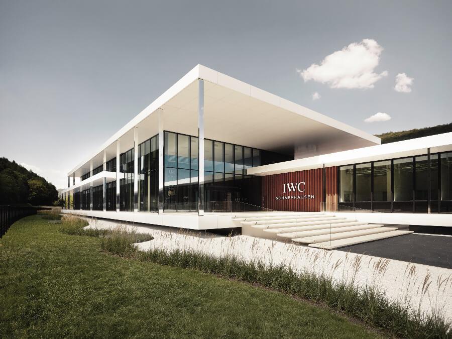 The New IWC Manufakturzentrum