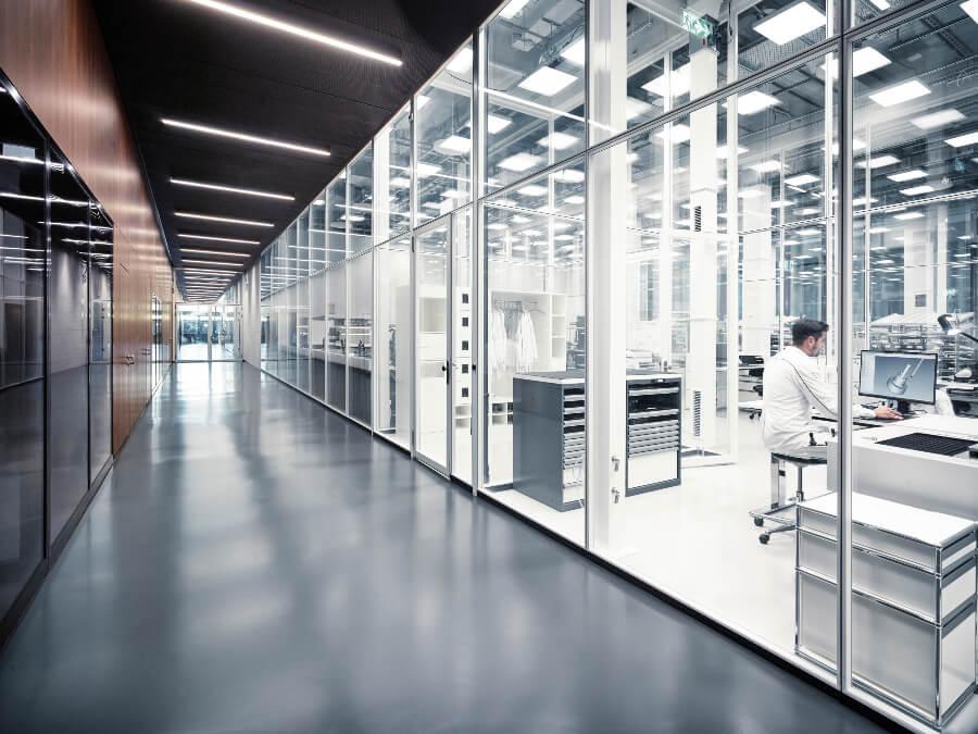 Inside IWC Manufacture