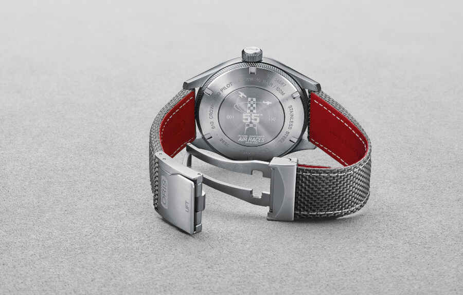 Oris 55th Reno Air Races Limited Edition Watch Review
