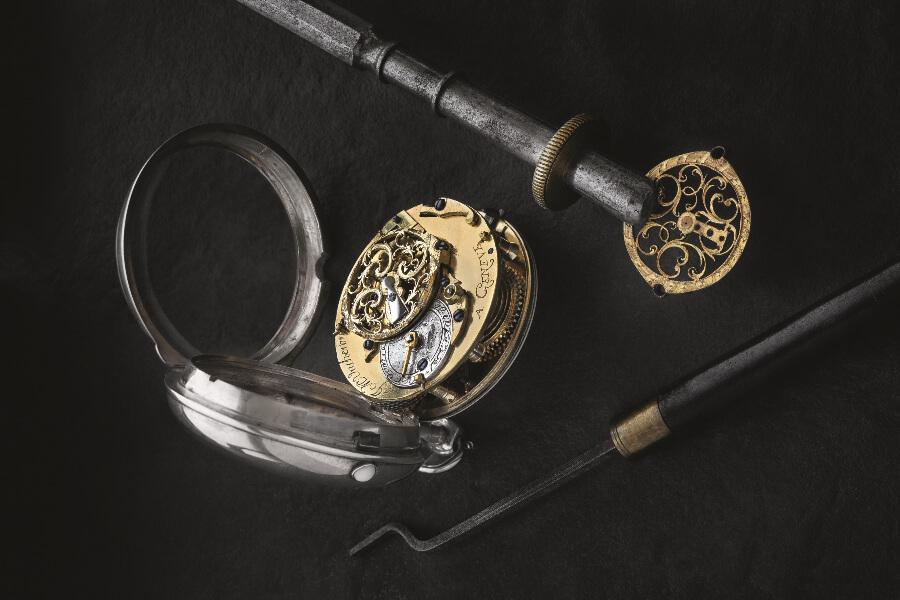 Vacheron Constantin First known watch by JM Vacheron 1755