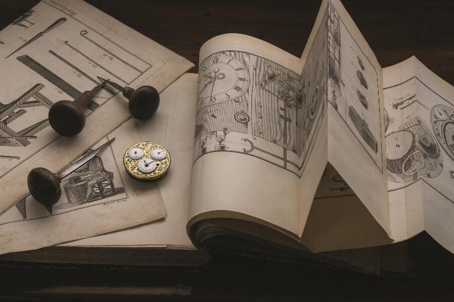 Vacheron-Constantin First known pocket watch 1790