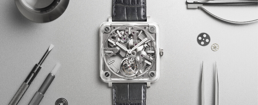 Bell & Ross BR-X2 Skeleton Tourbillon Micro Rotor Watch Review