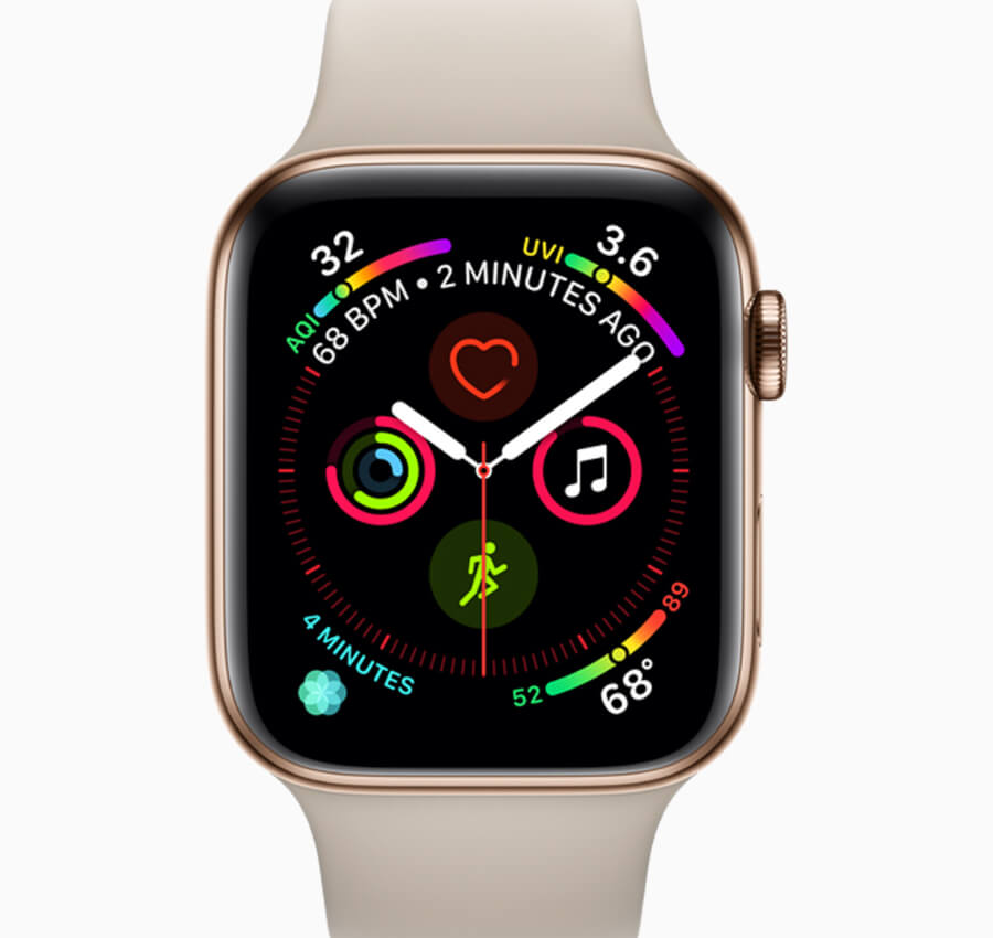 Apple Watch Series 4 Watch Review