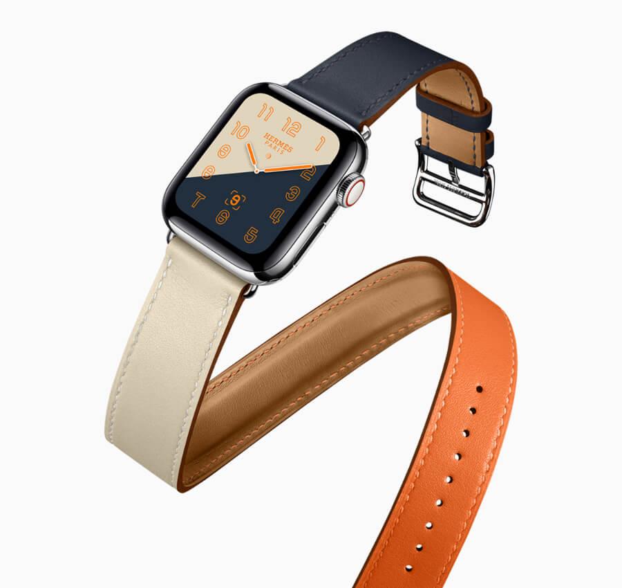 Apple Watch Series 4 Hermes Strap