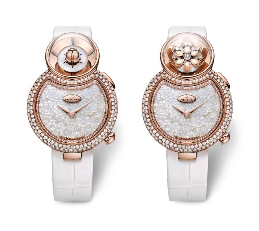 The New Jaquet Droz Lady 8 Flower