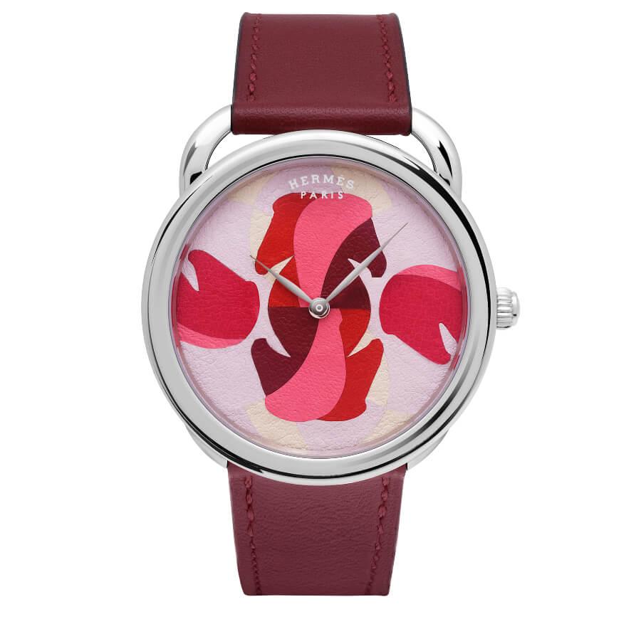 Hermes Arceau Cavales Watch