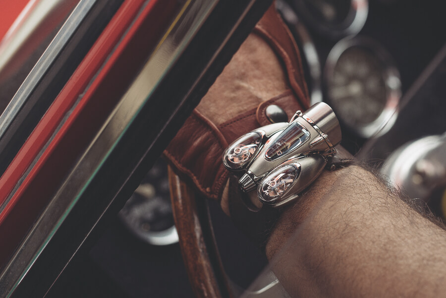 MB&F HM9 Flow Watch Review
