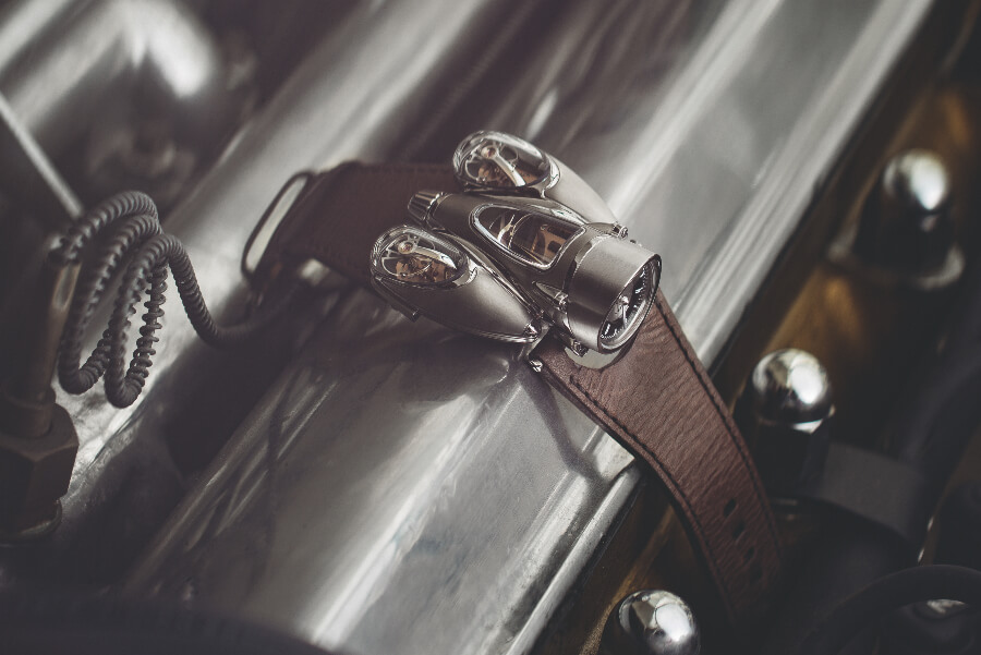 The New MB&F HM9 Flow
