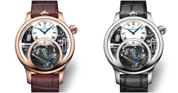 Jaquet Droz Unveils Two New Variations Of The Charming Bird