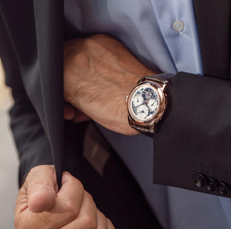 Frederique Constant Perpetual Calendar Tourbillon Manufacture Watch Review