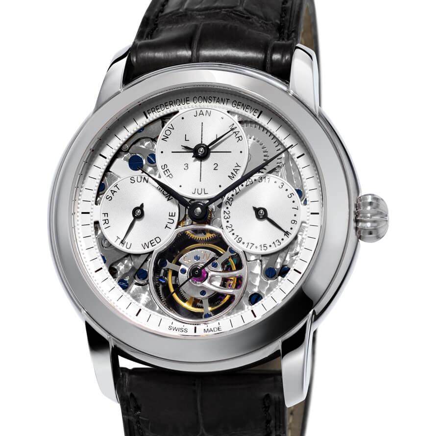 Affordable Swiss Perpetual Calendar Watch