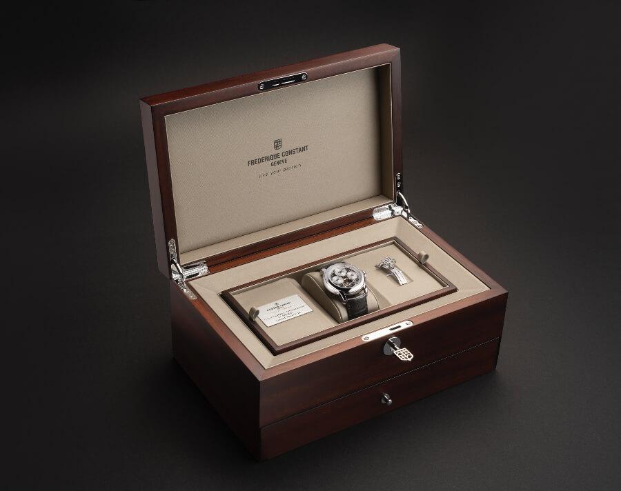 Frederique Constant Presentation Box