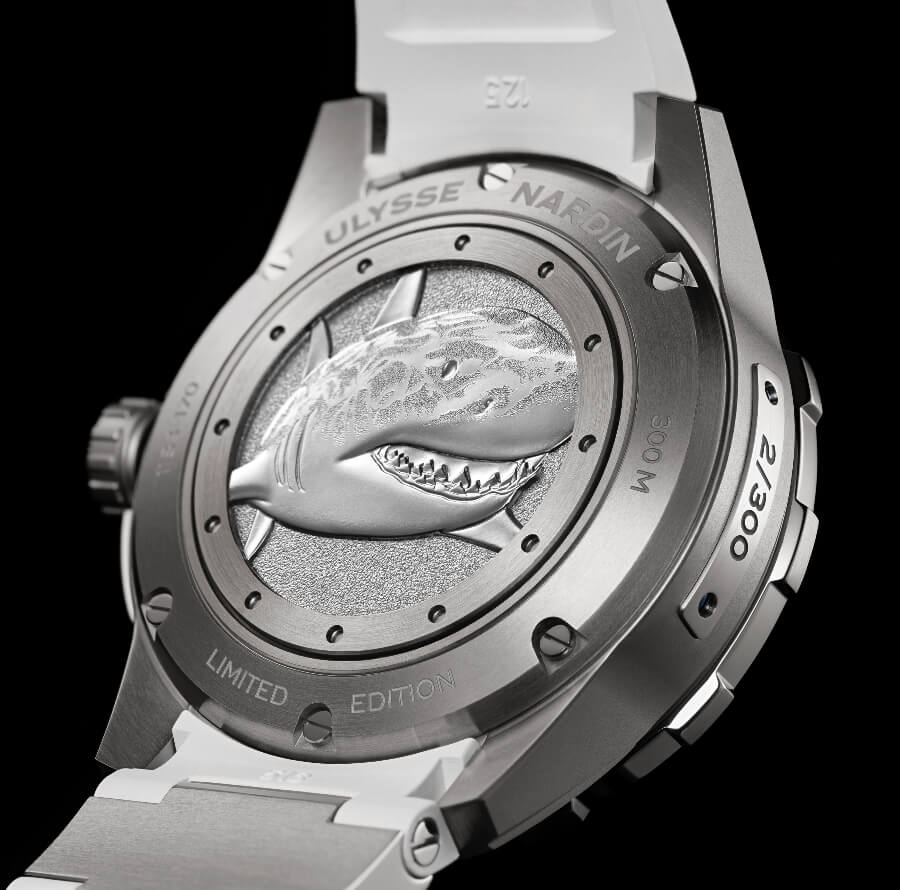 Ulysse Nardin Great White