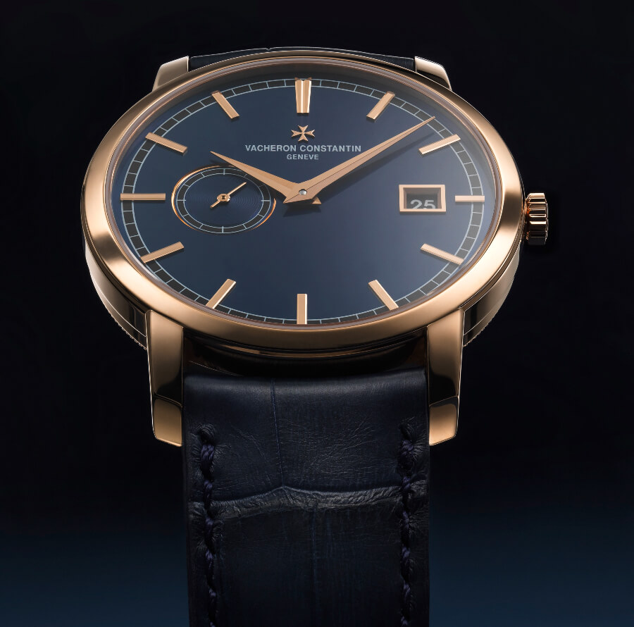 Vacheron Constantin Traditionnelle Bucherer Blue Editions