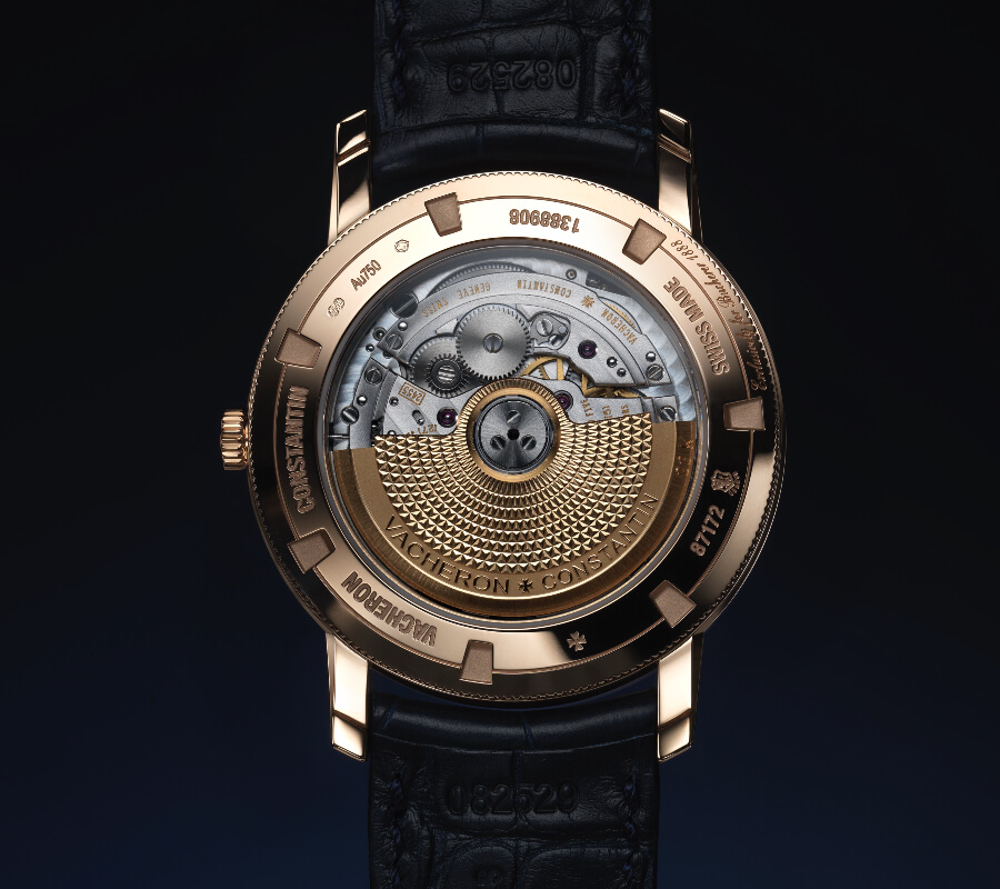 Vacheron Constantin Traditionnelle Movement