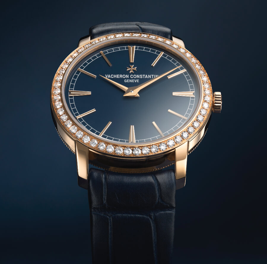 Vacheron Constantin Traditionnelle Small Model Bucherer Blue Editions