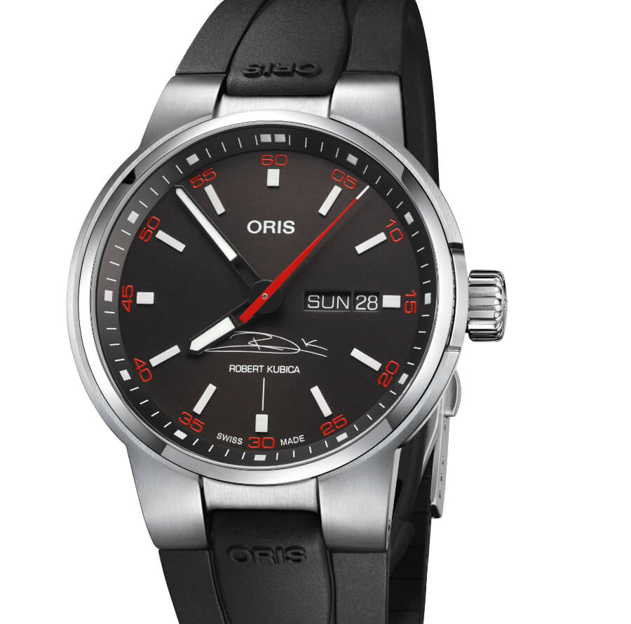 Oris Robert Kubica Limited Edition