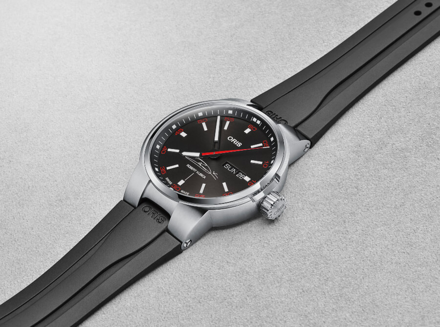 Oris Robert Kubica Limited Edition Review