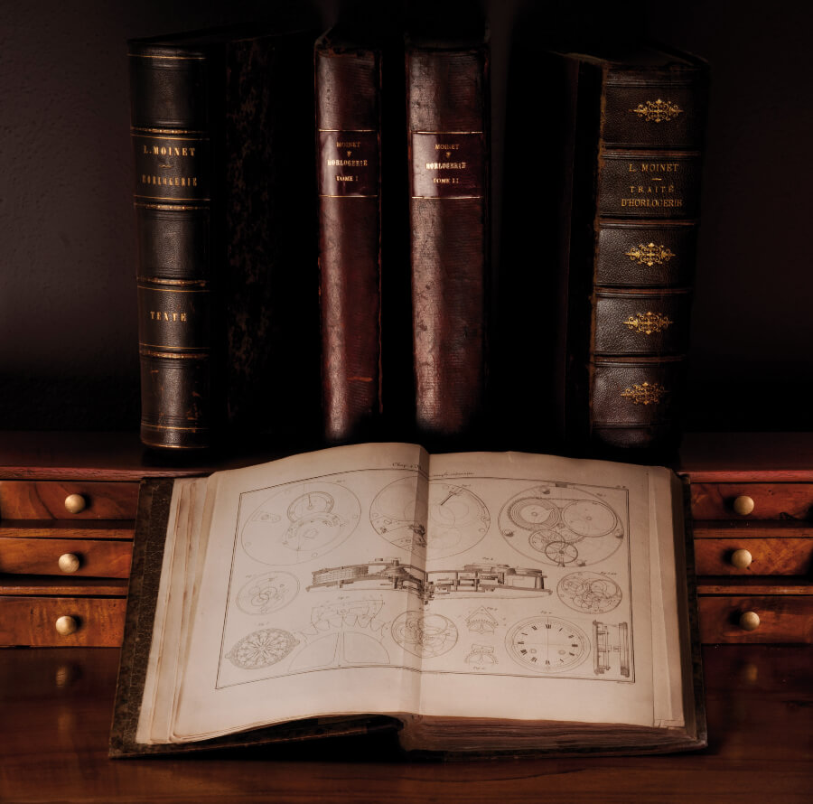 horology enciclopedia