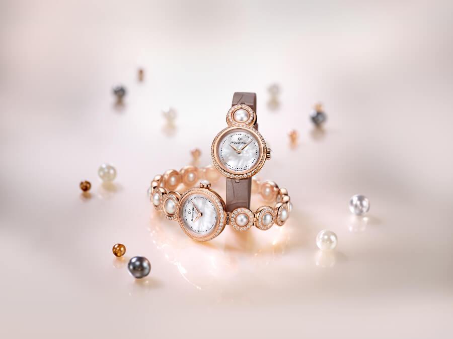 Jaquet Droz Lady 8 Petite Ladies Watch