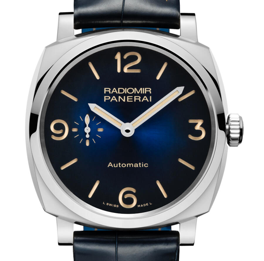 The New Panerai Radiomir 1940 3 Days Automatic Acciaio – 42mm